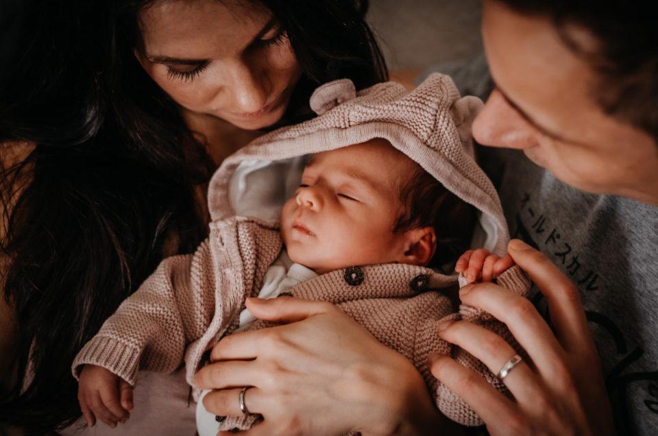 Caro, Sebastian & Winnie