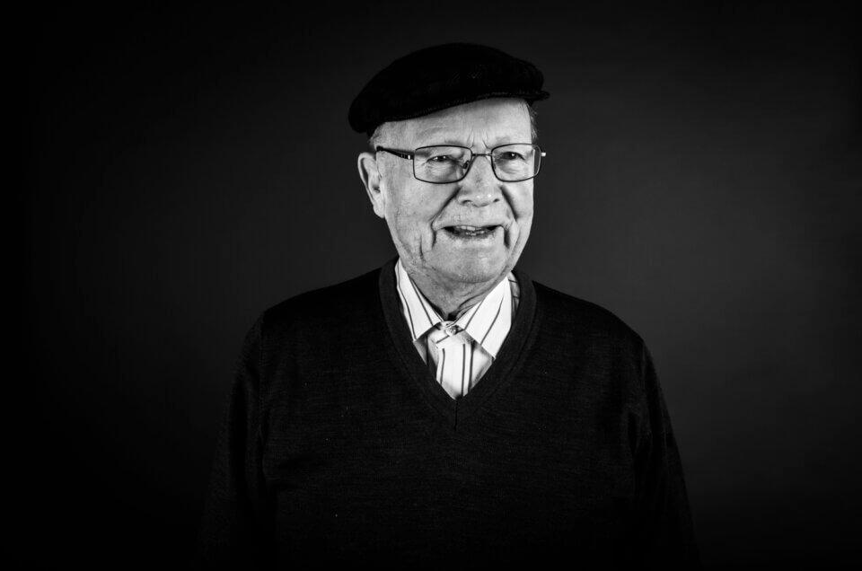 Portraitshooting für Senioren