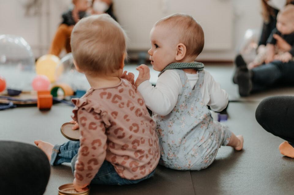 Eltern-Kind-Kurs bei Basic Bonding